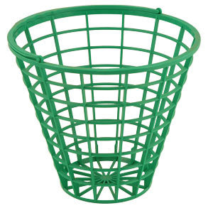 Range Ball Basket Plastic Extra Large 130 150 Capacity
