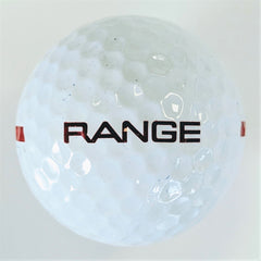 BA180W One Piece Driving Range Golf Ball White