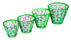 Range Ball Basket Plastic Medium