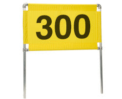 Distance Marker Horizontal 300 Banner Only