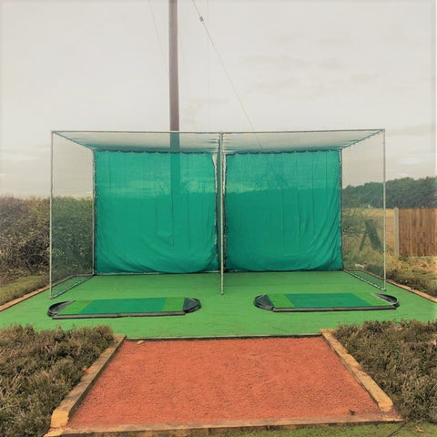 Double Bay Golf Practice Enclosure Net