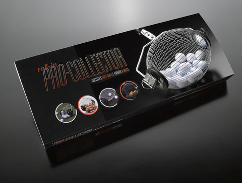 Roll In Pro Golf Ball Collector