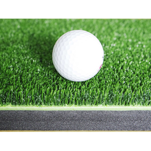 Golf Driving Range Mat Dual Turf Low Friction
