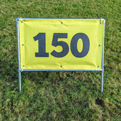 Distance Marker Horizontal Banner Only