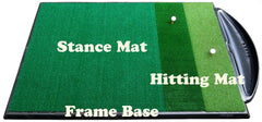 Range Mat Frame Combi Double Anti Shock (129cm x 189cm x 45mm)