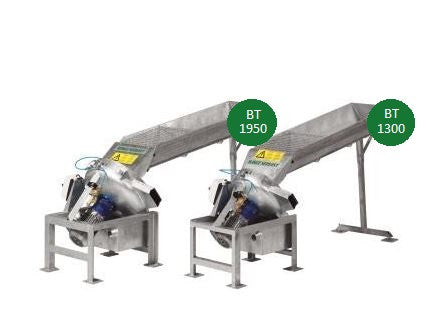 Range Servant Ball Washer BT 1950 (24,000 Balls)