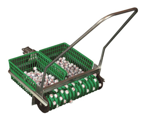 Range Servant Manual Picker - 2 Basket