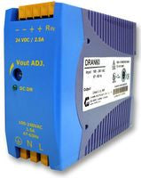 Dispenser DL10 Actuator Power Supply 60W 2.5A