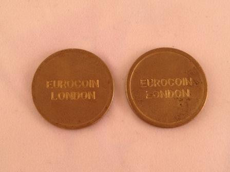 Token Eurocoin London