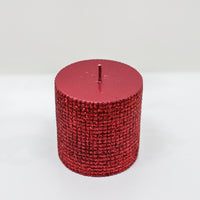 Ruby Red Candle