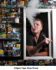 Electronic Cigarette Related News, Trends & General Information