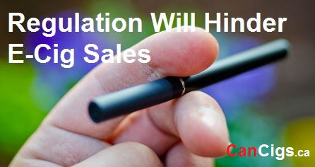 Regulation Will Hinder E-Cig Sales