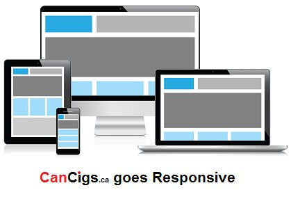 Responsive website - image