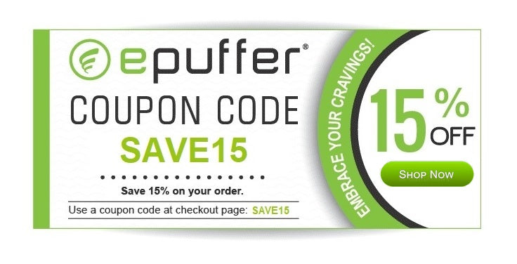Epuffer Canada Coupon Code