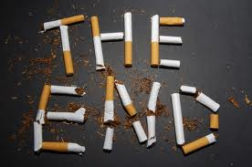 quit smoking real cigarettes