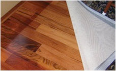 Color Change in Hardwood Flooring