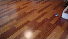 Color Variation in Exotic Flooring