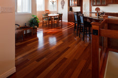 Hardwood Flooring in Kitchens
