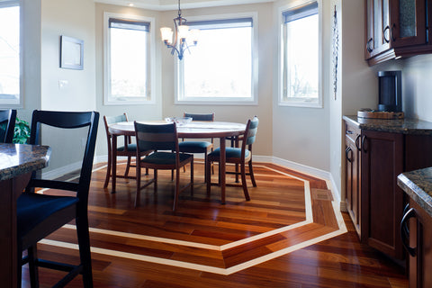 Custom Gaylord Hardwood Flooring