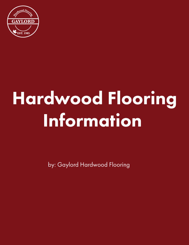 Free Wood Flooring Information Guide - Hardwood Flooring - Wide Plank Flooring - Custom Flooring