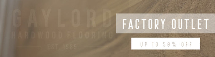 Gaylord Hardwood Flooring Factory Store