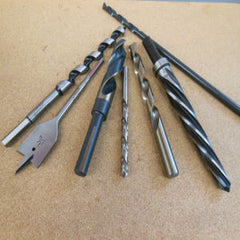 Drill Bits, Reciprocating Blades, Hole Saws, & Accessories