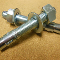 Concrete Anchors & Fasteners