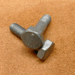 "3/4""-10 A325 Hex Structural Bolt HDG"