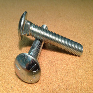 3/4''-10 Grade 5 Carriage Bolt