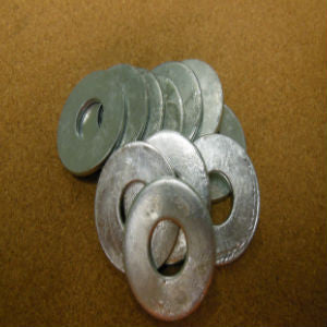5/16'' Flat Washer Hot dipped Galvanized