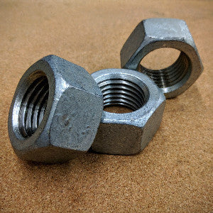 5/8'' Hex Nut Hot Dipped Galvanized