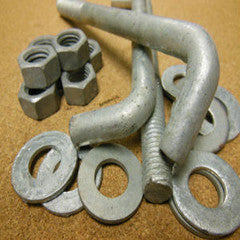 "Concrete ""L"" Anchors HD Galvanized"