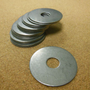 1/4'' Stainless Steel Fender Washer