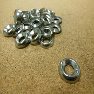 #10 Stainless Steel Finish Washer