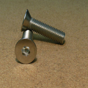 1/4''-20 Stainless Flat Socket Head Cap Screw