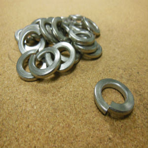 #4 Stainless Steel Lock Washer