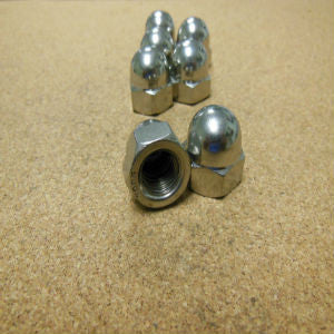 8-32 Stainless Steel Acorn Nuts