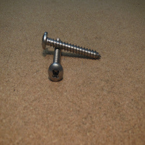 #8 Phillips Pan Head Sheet Metal Screw Stainless