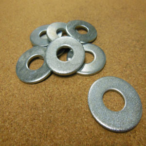 9/16'' Grade 2 USS Flat Washer