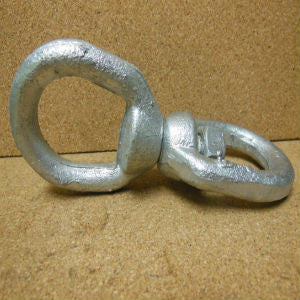 Double Swivel Hot Dip Galvanized