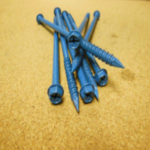 3/16'' Hex Head Concrete Screw