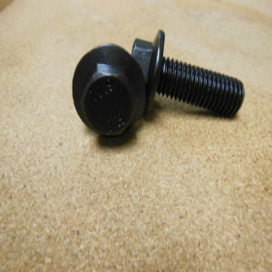 6mm-1.0 Class 8.8 Hex Flange Bolt (coarse thread)