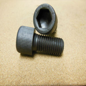 #10(3/16)-24 Socket Head Cap Screws