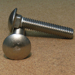 7/16''-14 Stainless Carriage Bolt