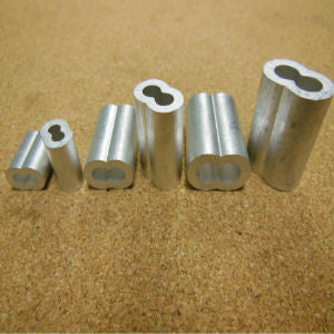 Wire Rope Sleeve -Aluminum
