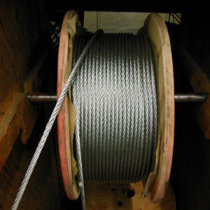 1/8'' Galvanized Wire Rope