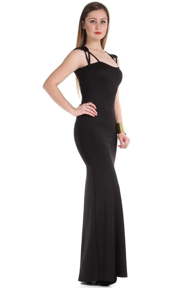 Vavin Dress - Black