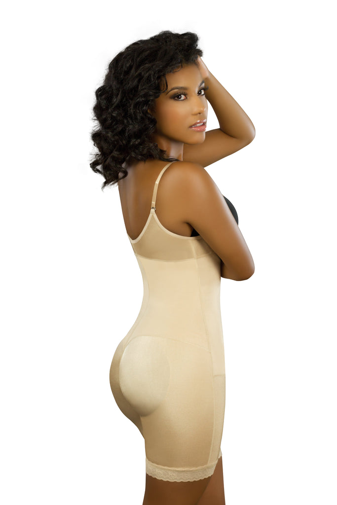 Women's Long Legs Slimming Bodysuit Corset
