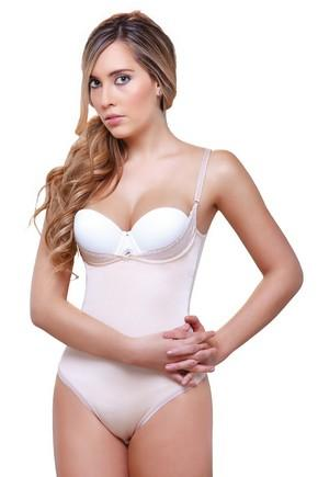 Women's Belly Slimming Bodysuit Corset