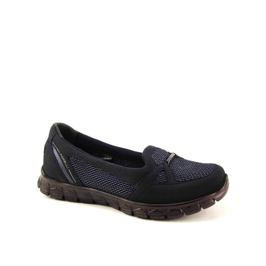 Women's Navy Blue Sport Shoes